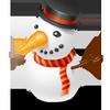 Настроение: Снеговик